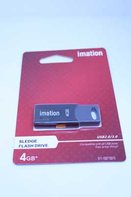 Clé USB Dakewei & imation original 4GB